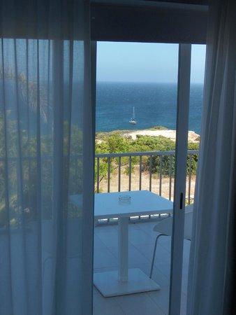 Mareta View Boutique Bed & Breakfast: vue sur mer très agréable