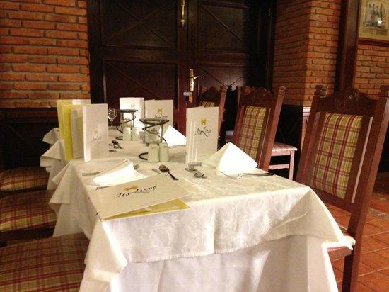 Hotel Riu Palace Aruba Italian Restaurant