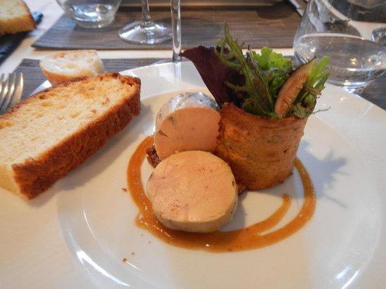 L'Angle Saint Laurent : The veal
