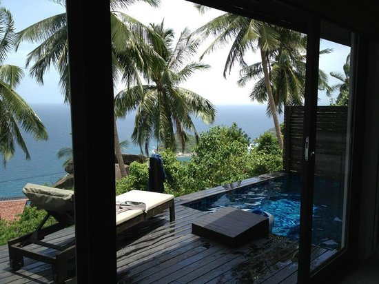 Casas del Sol - Luxury Boutique Villas: plunge pool/deck