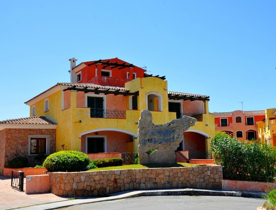 La Reggia di Nausicaa Club Resort: La Reggia appartements