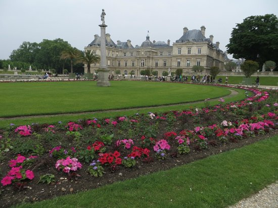 Hotel Excelsior Latin Is 5 Min From Luxembourg Gardens For Breakfast Picture Of Hotel