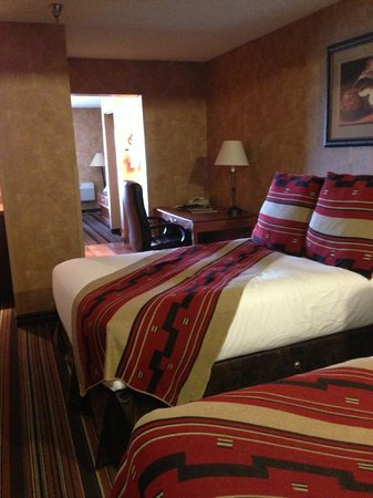 Best Western Plus Inn of Santa Fe: room view