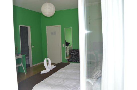 Casa Azul Sagres - Rooms & Apartments: desde el balcon