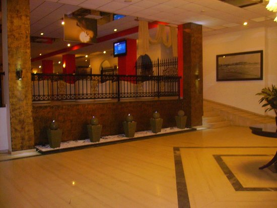 Maravel Sky Hotel: foyer