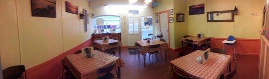 Matlock Cafe : Inside