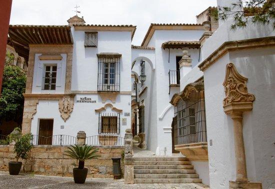 Casa de el greco toledo house museum of the greek - Casa home malaga ...