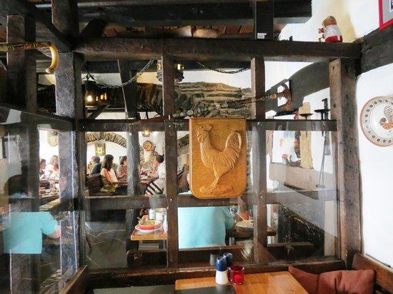 Auberge Aal Veinen : Restaurant