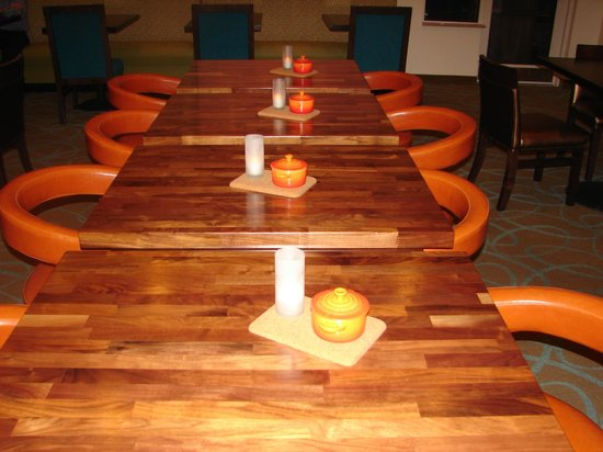 Hilton Garden Inn Nanuet: Dining Room
