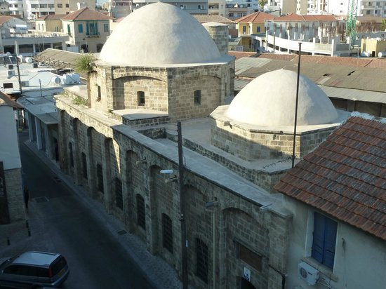 Livadhiotis City Hotel : view from our room
