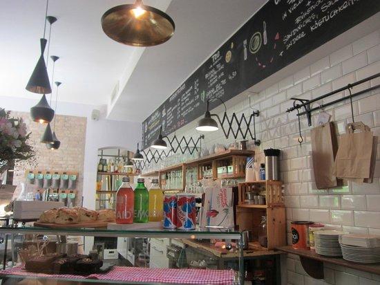 KRONE, kitchen & coffee: Interior