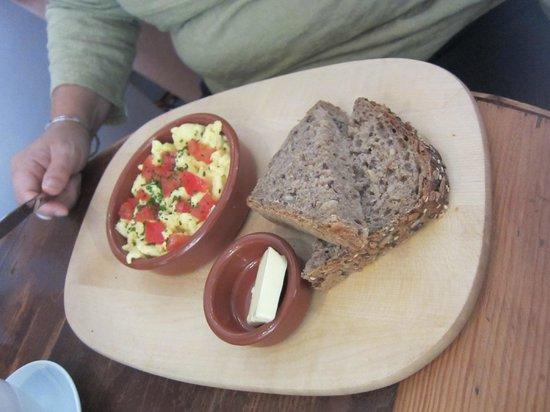 KRONE, kitchen & coffee: Scrambled eggs