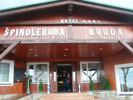 Hotel Spindlerova Bouda: Hotel Špindlerova Bouda,