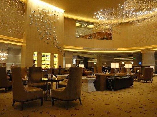 JW Marriott Hotel Hangzhou: Bar in the Lobby