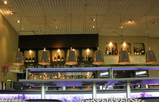 Radisson Blu Royal Viking Hotel, Stockholm: Sky Bar, 9th floor