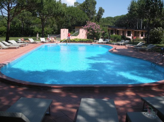 Park Hotel Zibellino : Piscina