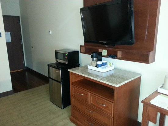 Four Points by Sheraton Houston Hobby Airport: TV area