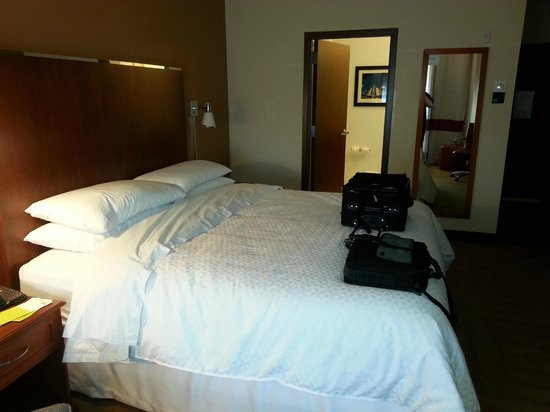 Four Points by Sheraton Houston Hobby Airport: King Bed
