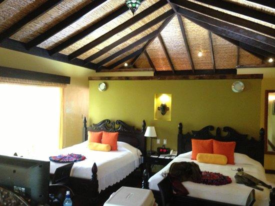 Rio Celeste Hideaway Hotel : Habitación