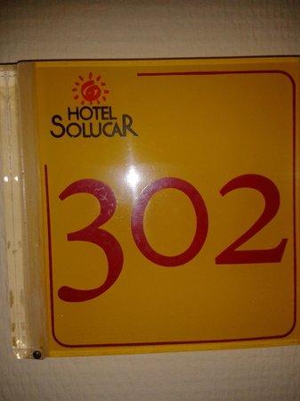 Exe Gran Hotel Solucar: room 302