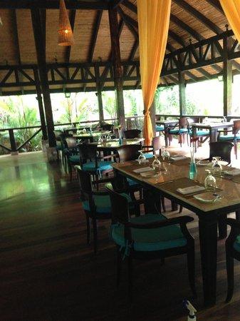 Rio Celeste Hideaway Hotel : Restaurante