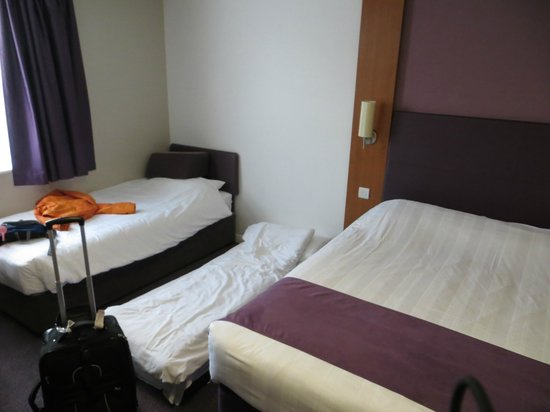 Premier Inn Salisbury North Bishopdown Hotel: Premier Inn Salisbury Family Room