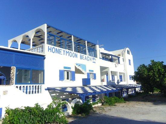 Honeymoon Beach Apartments: Отель