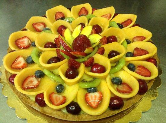 Crostata di frutta - Foto di Pasticceria Rosticceria Salentina Roma ...