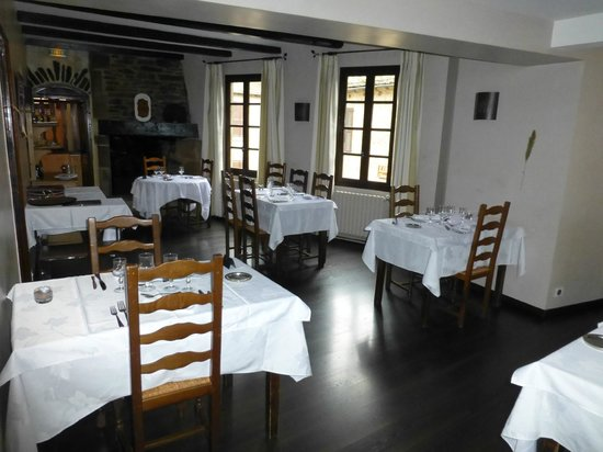 Auberge Saint Jacques : Salle à manger