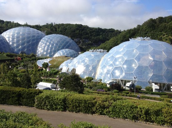 Applecroft Bed & Breakfast : The Eden Project is only a few miles away!