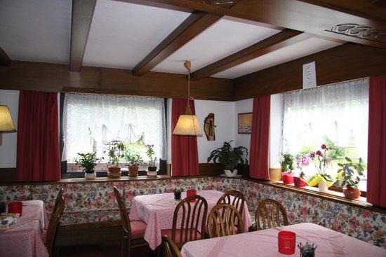 Albergo Garni Edy: Sala colazioni