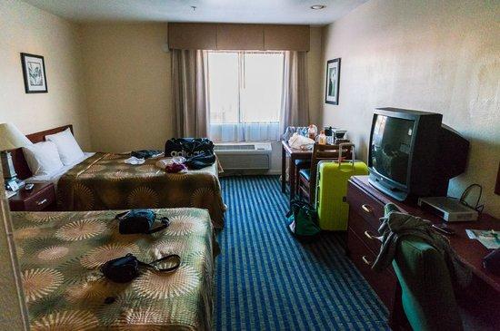 Buena Vista Motor Inn: The room we had