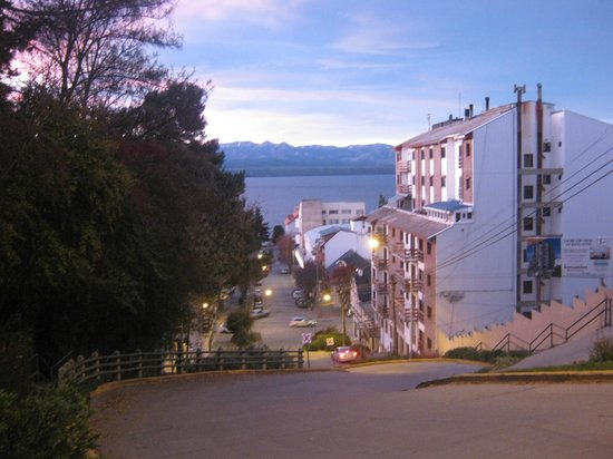 Hostería Nogare: Vista de la ciudad