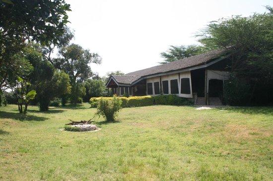 Tipilikwani Mara Camp - Masai Mara: Garden