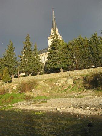 Hostería Nogare: Vista de la Catedral