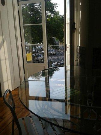 Hostel B. Mar: vista sull'esterno
