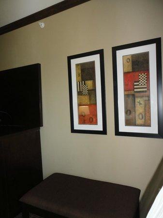 BEST WESTERN PLUS Texoma Hotel & Suites: Suite