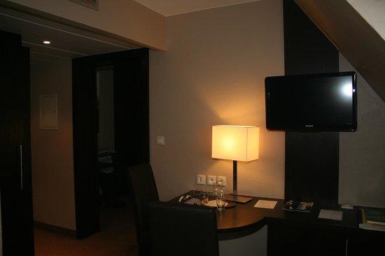 Hotel Restaurant Spa Verte Vallee : Suite