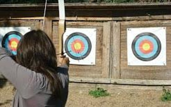 Anjou Sport Nature: Archery