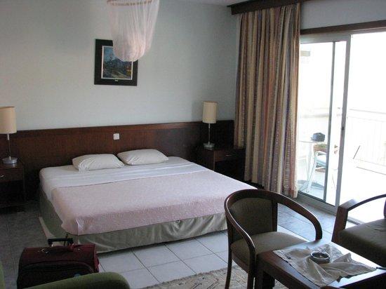 Happy Hotel Kalkan: Very smart, no fuss rooms
