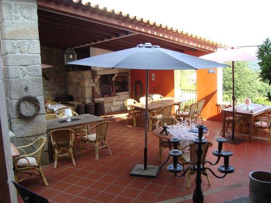 Quinta da Geia : Restaurante