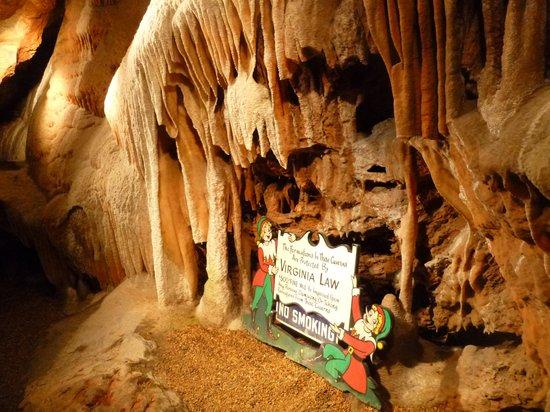 Shenandoah Caverns Cavern Elves