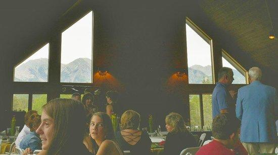 Cascade Village: Mountain Views