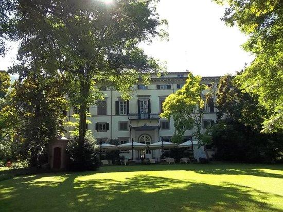 Villa La Principessa : il parco