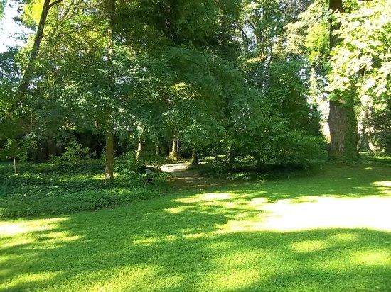 Villa La Principessa : il giardino