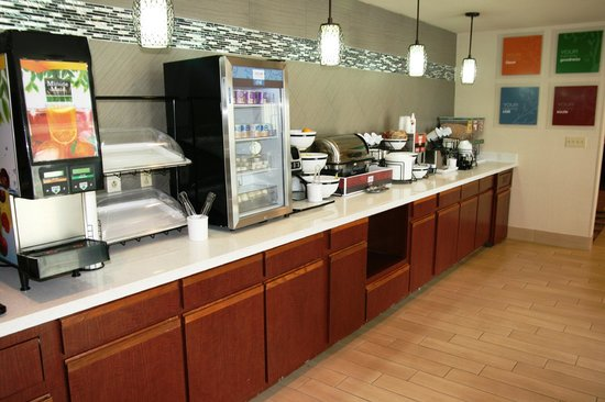 Comfort Inn & Suites Cookeville: Complimentary Breakfast Buffet