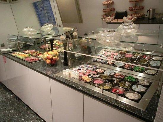 Hotel Am Augustinerplatz: Frühstück