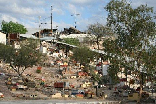 Oratorio de la Difunta Correa : Vallecito- Oratorio a la Difunta Correa