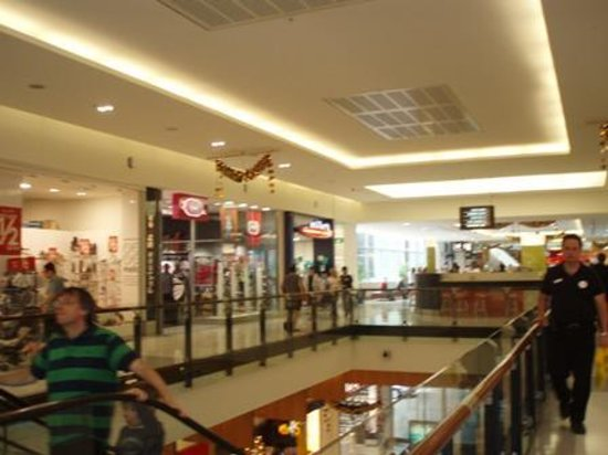 Canberra Centre: Inside the shopping mall 1