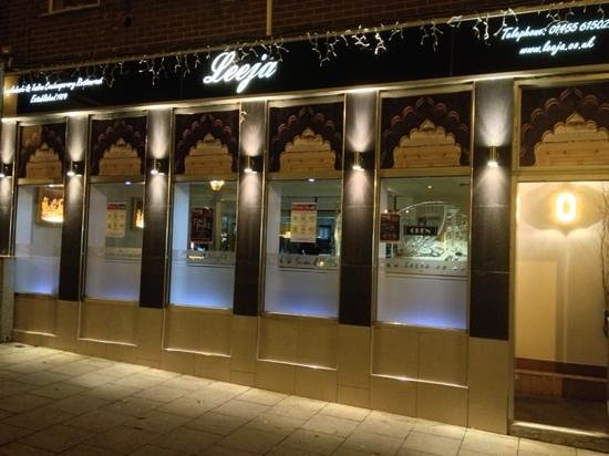 Indian Restaurant Hinckley A